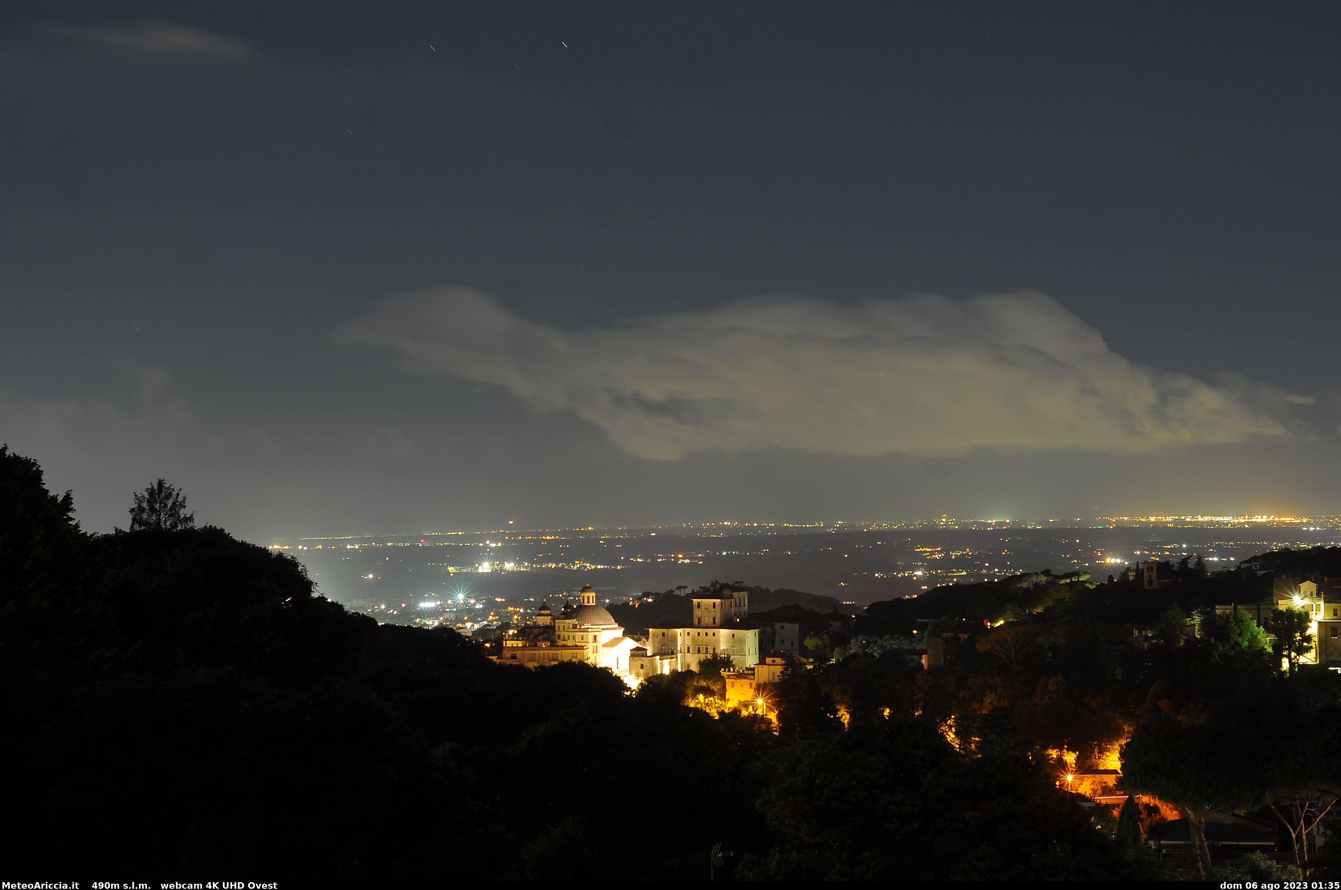 Immagini live da Ariccia Centro http://www.meteoariccia.it